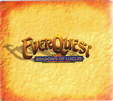 EverQuest: Shadows of Luclin (PC, 2001, Sony Online Entertainment, 3-Disc)