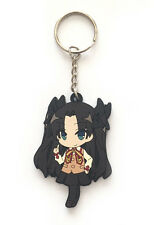Fate Stay Night PVC Strap Keychain Charm ~ Rin Tohsaka in Uniform FSN02