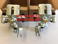 MAZDA MX5 MX-5 EUNOS MIATA CONVERTIBLE REAR BRAKE CALIPER CALIPERS PAIR NEW