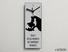 Aladdin and Jasmine Kiss Quotes - Today's special moments ... - Wall Clock