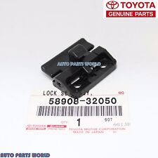 GENUINE TOYOTA LEXUS OEM CONSOLE COMPARTMENT DOOR LOCK 58908-32050