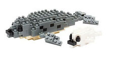 NANOBLOCK Spotted Seal Nano Block Micro-Sized Building Blocks Nanoblocks NBC-133