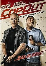 Cop Out (NEW DVD) BRUCE WILLIS, TRACY MORGAN, ADAM BRODY, KEVIN POLLAK