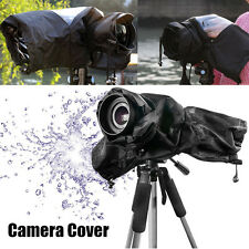 Waterproof Photo Rain Cover Protective Gear For Canon Nikon Pentax DSLR Camera