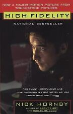 High Fidelity by Nick Hornby (2000, Paperback, Movie Tie-In)