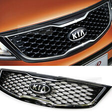 OEM Genuine Turbo GDI Front Hood Radiator Mesh Grill For KIA 2011-16 Sportage R