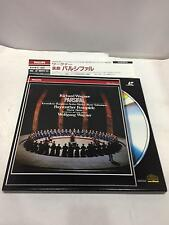 PHILIPS Richard Wagner PARSIFAL Laserdisc PHLP-9015-7 from Japan