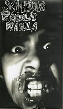 Son of Hercules vs. The Psychedelic Dracula VHS Nemesis Video Jon Carpus