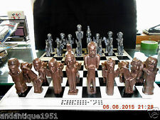 Chess 72 LRH Watergate Nixon McGovern Republican & Democrat Political Complete