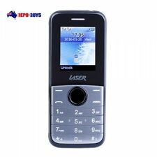 Laser Unlocked Dual Sim Mobile Phone, Bluetooth, Torch, FM, Built-in Camera
