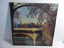 Valses de Paris BRUCKER et son grand orchestre 5056