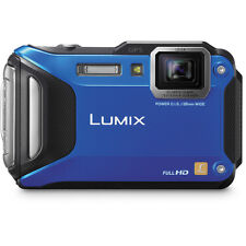 Panasonic Lumix DMC-FT5A / TS5A 16.1MP Waterproof Digital Camera Blue! BRAND NEW