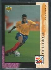 UPPER DECK WORLD CUP USA 1994-GOLDEN BOOTS- #328-COLUMBIA-ADOLFO VALENCIA