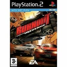 Burnout Revenge (Sony PlayStation 2, 2005) - European Version vgc with inlay