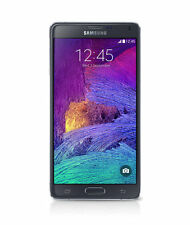 Brand New Samsung Galaxy Note 4 Black 4G 32GB Unlocked Smart Phone