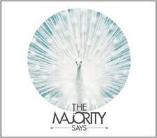 THE MAJORITY SAYS DIGIPAK  CD NEU & OVP  REGA3