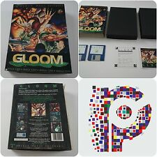 Gloom A Black Magic Software Game Commodore Amiga Computer tested & working