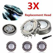 3Pcs Replacement Shaver Head for Philips Norelco HQ4 HQ3 HQ5 HQ6 HQ55 HQ56 Razor