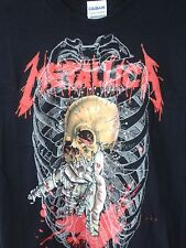 "Metallica  ""Alien Birth"" official t-shirt  in size Small"