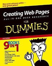 Creating Web Pages All-in-One Desk Reference for Dummies® by Stephen Lockwood, …