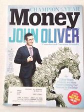 Money Magazine John Oliver December 2016 121916rh
