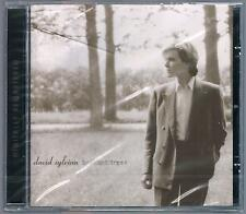 DAVID SYLVIAN BRILLIANT TREES CD DIGITALLY REMASTERED SIGILLATO!!!