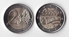FRANCE - NEW ISSUE BIMETAL 2 EURO UNC COIN 2014 YEAR 70th ANNI D-DAY NORMANDY