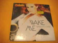 cardsleeve single CD CANDY Wake Me When It's Over 2TR 1995 jazz funk jazzdance