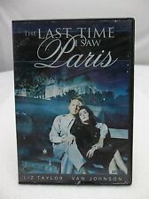 DVD - The Last Time I Saw Paris - Elizabeth Taylor/Van Johnson -Drama/Romance/NR