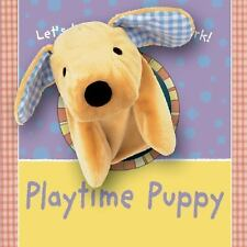 Playtime Puppy (Snuggle Puppet) Hardcover Brand New in Original Shrink Wrap