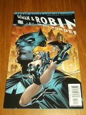 BATMAN AND ROBIN THE BOY WONDER #3 DC COMICS