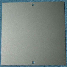 Napoleon Wood Stove Fresh Air Cover Plate in Black W500-0064