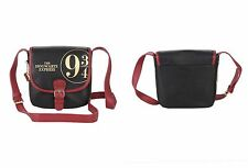 Harry Potter Train Platform 9 3/4 Hogwarts Express Saddle Crossbody Bag Purse