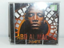 CD ALBUM ABD AL MALIK Dante 53 12873