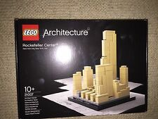 LEGO Architecture 21007: Rockefeller Center - New And sealed