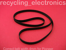 Pioneer PL-225 Turntable Drive Belt  for Fits Record Player