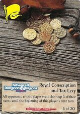 Spellfire - Powers Chase #05 - POc/05 - Royal Conscription and Tax Levy - D&D