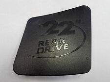"""105-3004 CUTOUT COVER GENUINE OEM TORO PART FITS RWD RECYCLER 22"""" LAWNMOWER"""