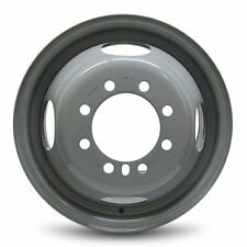 "85-87 88 89 90 91 92 93 94 95 96 97 Ford F350 Dually 16x6"" Steel Rim/Steel Wheel"