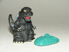 SD Heisei Godzilla vs Super X II Figures from Godzilla Super Collection Set 1!