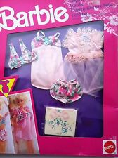 Barbie, NRFB, dress, Lingerie set, 5 Pices, de colección resolución, rara vez, rar, Nice!!!