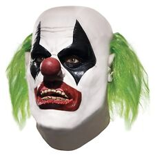 Dlx Henchman Clown Mask Adult Men Dark Knight Joker Scary Halloween Costume Asry