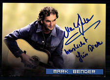 Mark Bender TOP AK Original Signiert +14491 + 32458