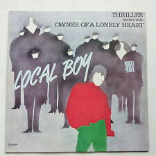 "MAXI 12"" LOCAL BOY Medley Thriller ( MICHAEL JACKSON ) owner of a lonely heart"