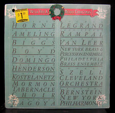Classical Various We Wish You A Merry Christmas LP Sealed FM 39093 CBS 1985
