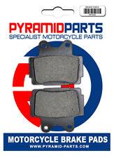 Yamaha FZS 600 S Fazer 01-03 Rear Brake Pads