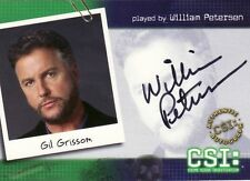 CSI Series 2 William Petersen as Gil Grissom B1 Auto Card
