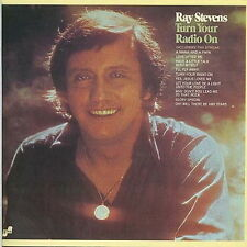 "12"" Ray Stevens Turn Your Radio On (The Streak) 70`s"