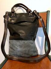 BLACK Gold in Pelle Diesel Bucket Bag