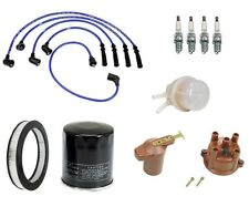 Toyota Pickup 8/83-84 Ignition Tune Up Kit Filters Cap Rotor Spark Plug Wire